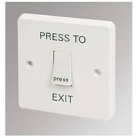 PRESS TO EXIT SWITCH