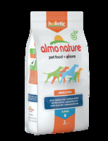 Almo Nature Holistic Small Adult Dog  - White Fish & Rice 2kg