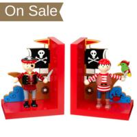 Pirate Bookends
