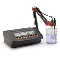 Hanna Bench Ph Meter Cal Check