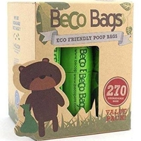 Beco Biodegradable Poop Bags - Value Pack 270 Bags x 1