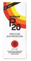 Riemann P20 Once A Day Sun Protection 200ml Spray SPF30