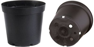 Soparco SM Container Round Form 2lt - Black