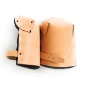 Leather Delux Knee Pads (F.Ball)