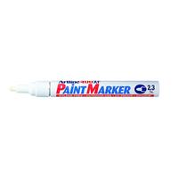 Artline 400XF Pen Paint Marker - White