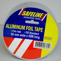 Aluminium Foil Tape 75mm X 50M