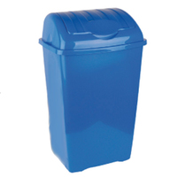 50L Swing Bin with Lid