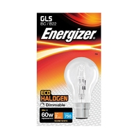 Eveready 42W(60W) Energy Saving Halogen GLS BC