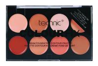 Technic Colour Max Cream Foundation Contour Palette 8 X 3.5g