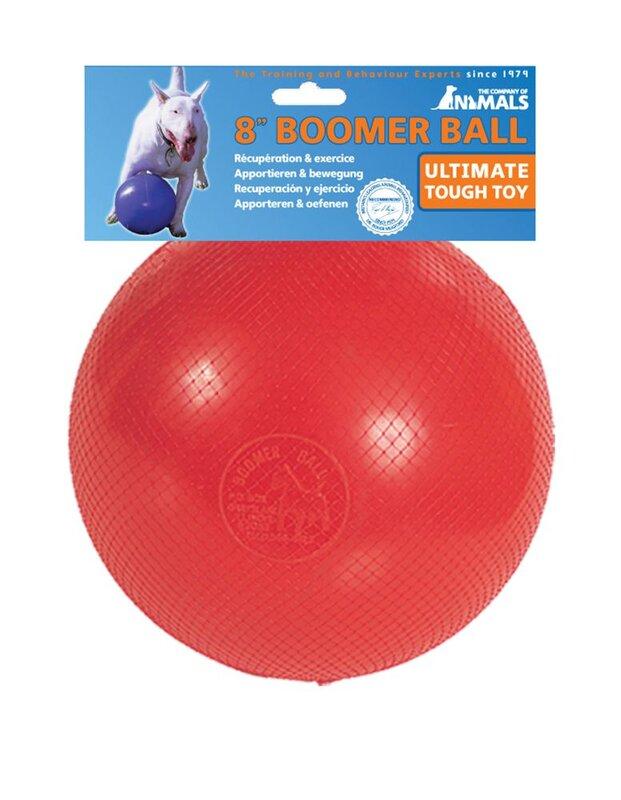 Company of Animals Boomer Ball Dog Toy 20cm