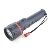 Lloytron 3D Rubber LED Torch