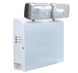 Emergency Light Twinspot LED IP65