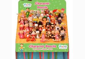 Character Pencils