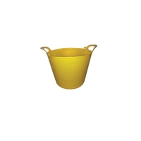 Flexi Tub 14L Small Yellow