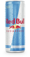 Can Red Bull SUGAR FREE (24x250ml)