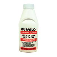 Buffalo Kitchen Sink Unblocker Granules, 500g