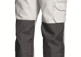 Tranemo Craftsman Trousers White