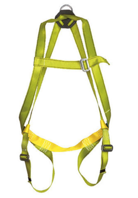 ECOSAFEX2 RED BAG FULL BODY HARNESS FALL PREVENTION SYSTEM & SHOCK ABSORBER WITH SCAFFOLD HOOK