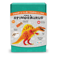 Make a Dino Spinosaurus