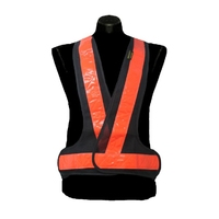 Hi Vis Breathable Harness Vest