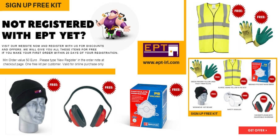 buy cordless & corded tools online - ept
