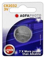 AgfaPhoto Lithium Coin Battery CR2032