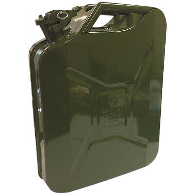 STEEL GERRY CAN 20LTR  JC100