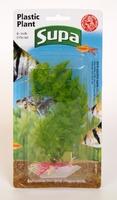 "Supa Plastic Aquarium Plants 6"" x 1"