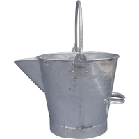 HEAVY DUTY GALVANISED TAR BUCKET
