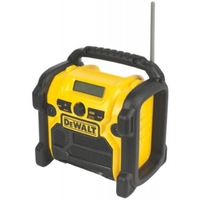 Dewalt DCR021 12V-18V XR Compact DAB Digital Radio (DeWALT Discount special offer)