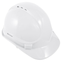 7000600 WHITE SAFETY HELMET EN397