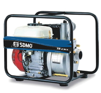 SDMO TR2.36H Semi Trash Pump