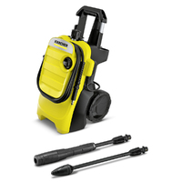 Karcher K4 Compact Washer with free 1Ltr Cleaner