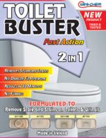 TOILET BUSTER 1LTR