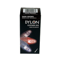 Dylon Leather Dye Dark Brown