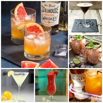 It's all about the cocktail!!