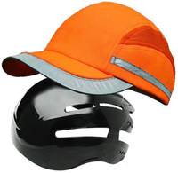 Surflex 5 cm Bump Cap Hi-Visibility Orange