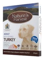 Natures Harvest Adult Dog - Turkey 395g x 10