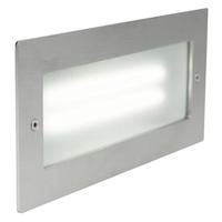 ANSELL 6W LED 3000K Frame Bricklight Stainless Steel