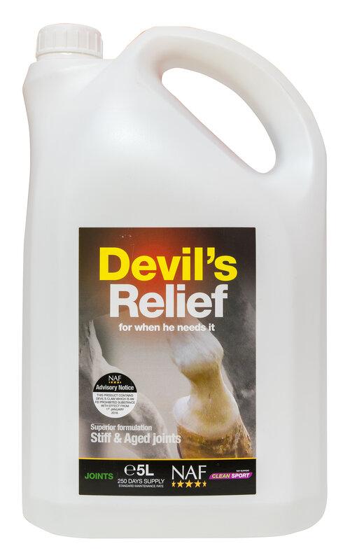 NAF Devils Relief 5L