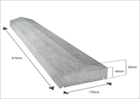 """Saddle Back Wall Capping 7"""" (175x915mm)"""