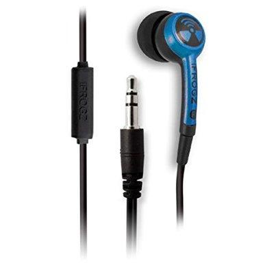 ifrogz EarPollution - Bolt Earbuds - Blue