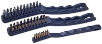 Wire Brush Set - 3 Sizes