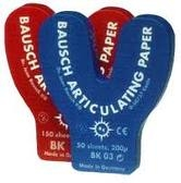 BAUSCH HORSESHOE BLUE/RED