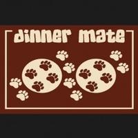 Pet Rebellion Dinner Mate Brown x 1
