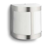 PARROT WALL LANTERN LED INOX 1X 3.5WATT 230 VOLT