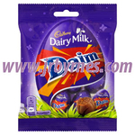 Bags Mini Daim Egg Pieces Bag 86g x22