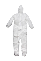 SAFELINE DISPOSABLE OVERALLS LARGE