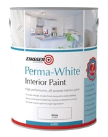 Zinsser Perma White Interior Satin 1L