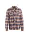 Blaklader 3299-1137 Shirt Navy/Orange